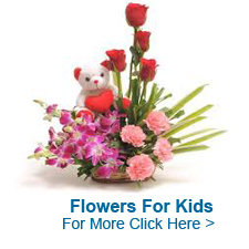 Flowers for Kids to India
