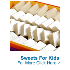 Sweets for Kids to India