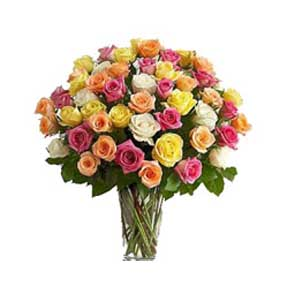 Women's Day Flowers to India