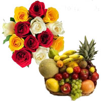 Send Fathers Day Flowers to Jamnagar Online