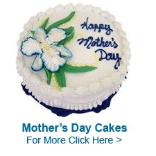 Mother's Day Cakes to India