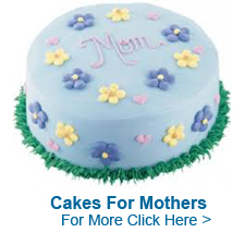 online Cakes to India for Mother