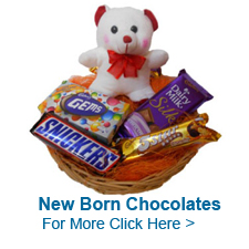 Send New Born Chocolates to India