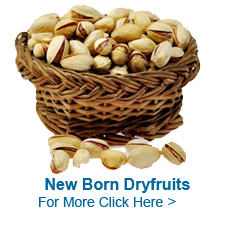 Dryfruits for New Born to India