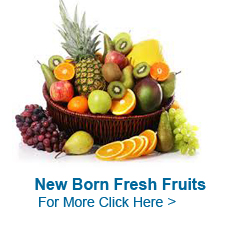 Fruits for New Born to India