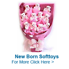 New Born Soft Toys to India