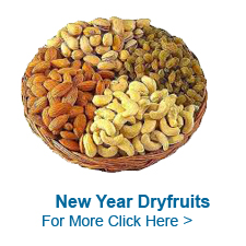 Dryfruits for New Year to India