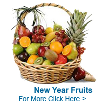 Fruits for New Year to India