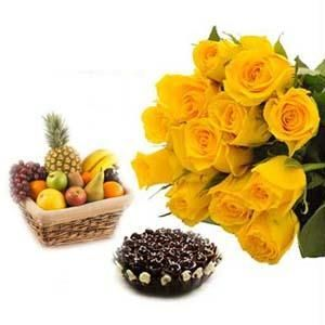 Send Online Mother's Day Flowers to India