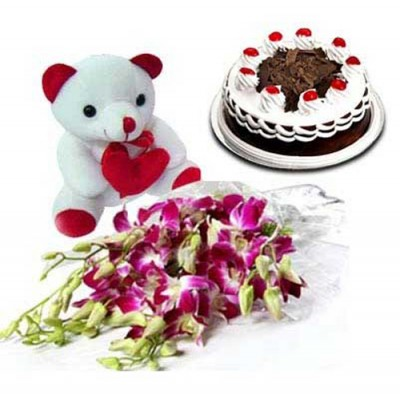 Send Softtoys and Flowers to India