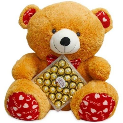 Deliver Softtoys and Flowers to India