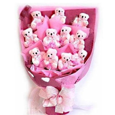 Send Softtoys and Flowers in India