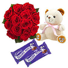Online Softtoys and Flowers to Bangalore