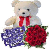 Valentine's Day Softtoys to India