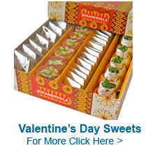 Valentine's Day Sweets to India