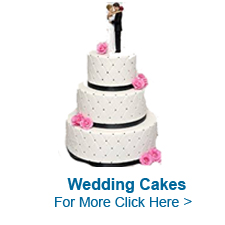 Send Wedding Cakes to India