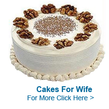 Cakes For Wife to India