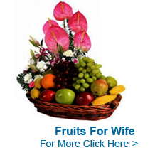 Fruits For Wife to India